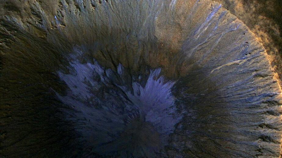 Американские учёные нашли новое доказательство существования жизни на Марсе - Новости Калининграда | Фото: NASA/JPL/University of Arizona