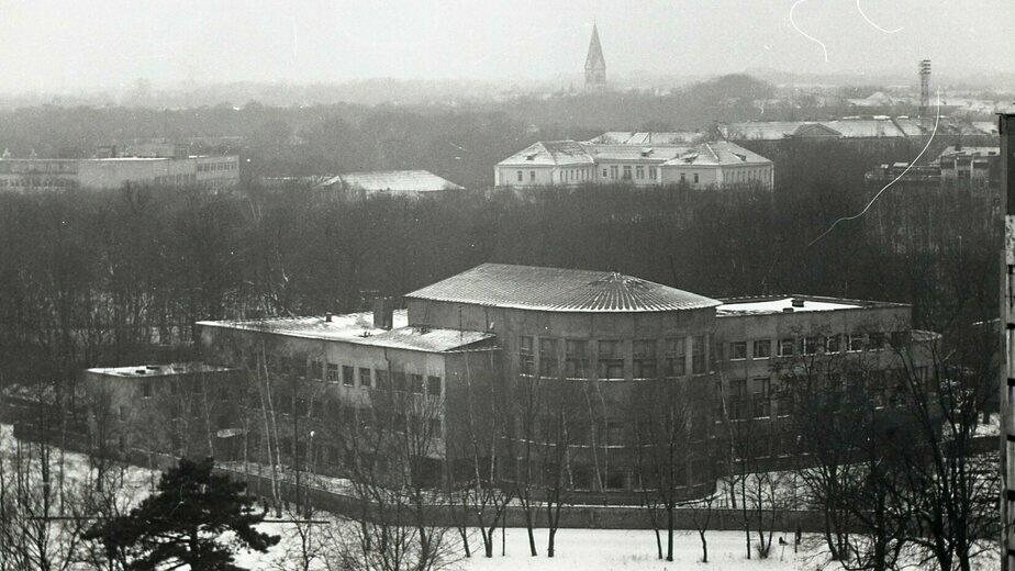 Кёнигсбергский анатомический институт, бывшая калининградская 23-я школа    Фото: Игорь Чернявский.
