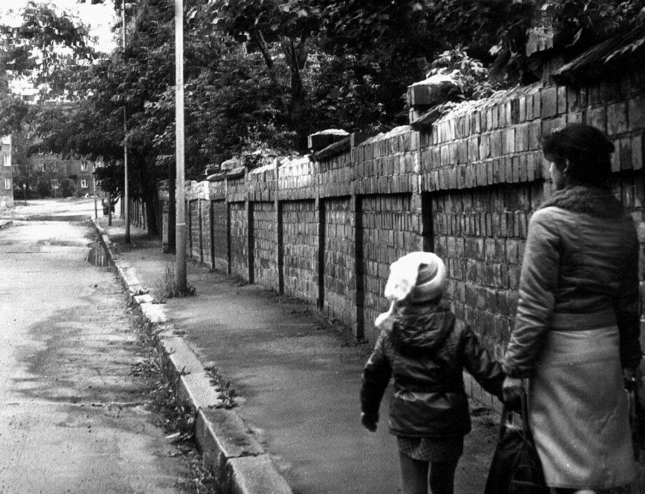 Улица Генерала Галицкого, бывший Каменный вал   Фото: частная коллекция