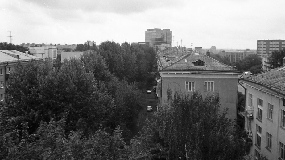 Крыши Камвала   Фото: Игорь Чернявский