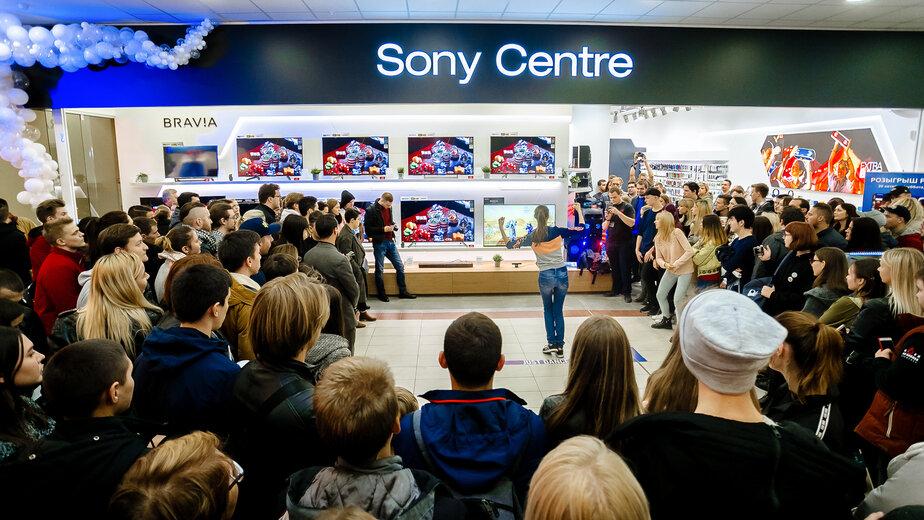 Новый Sony Centre: эксклюзивный дизайн-формат в России и техника нового поколения - Новости Калининграда
