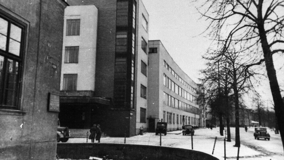 Улица Кирова, 1951 год | Фото: Государственный архив Калининградской области.