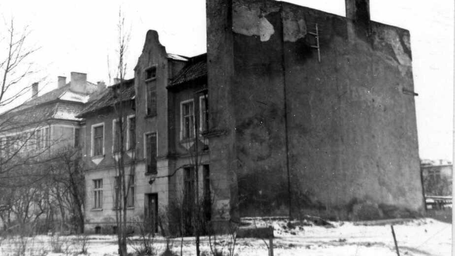 Улица Репина, 1982 год | Фото: Государственный архив Калининградской области.