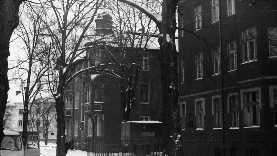 Улица Чайковского, 1982 год | Фото: Государственный архив Калининградской области