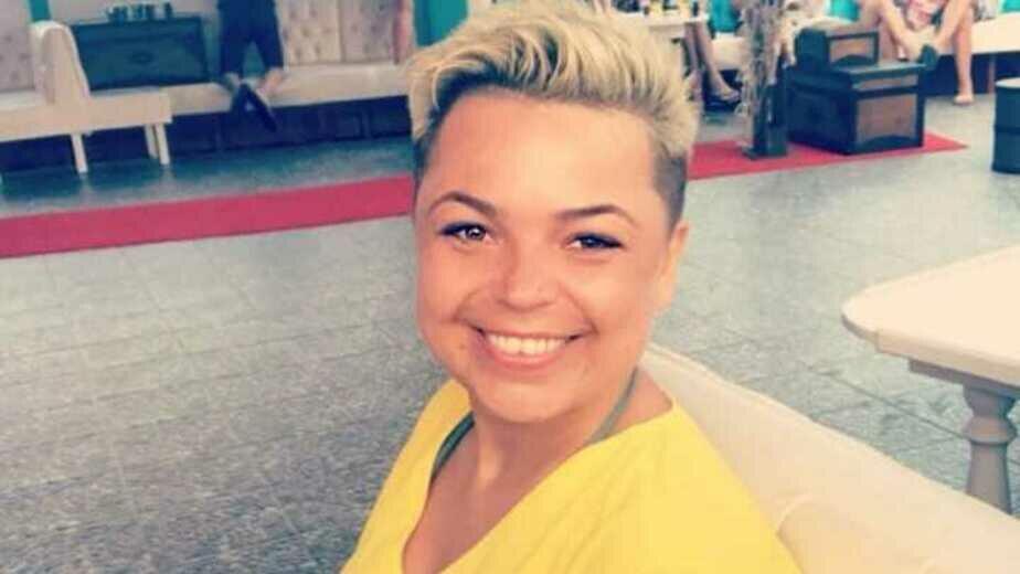 На фото пострадавшая Оксана | Фото с личной страницы в Instagram