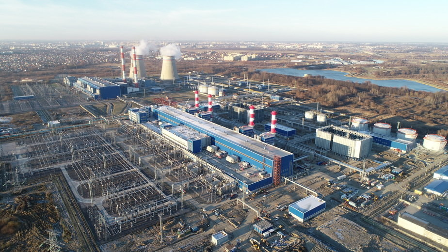 Третий блок Прегольской ТЭС введён в эксплуатацию на два месяца раньше срока - Новости Калининграда
