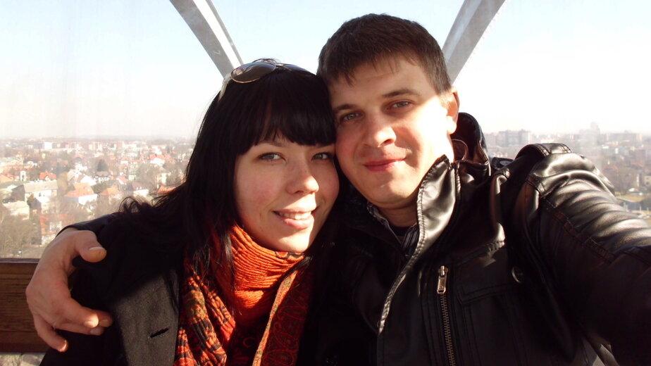 Сергей и Екатерина Сосновские | Фото: личный архив семьи