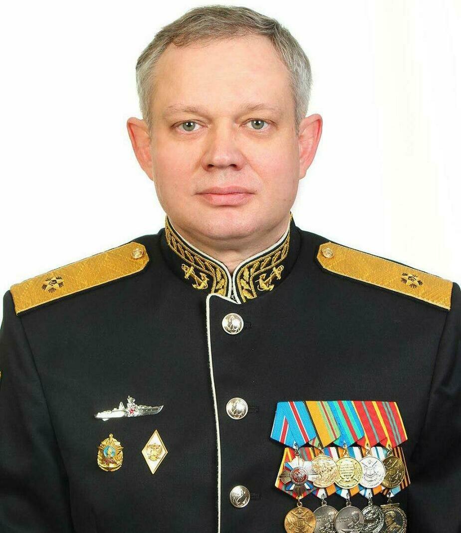 Назначен новый командир Балтийской военно-морской базы - Новости Калининграда | Фото: пресс-служба Балтийского флота