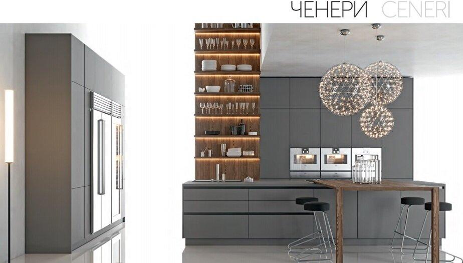 Матовые поверхности, идеально подчёркивающие форму: ведущий производитель кухонной мебели запустил в производство новые материалы - Новости Калининграда