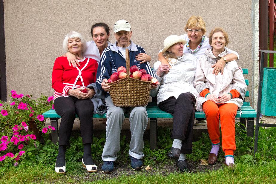 Деревня долгожителей: в Янтарном планируют построить уникальный пансионат для пожилых людей - Новости Калининграда