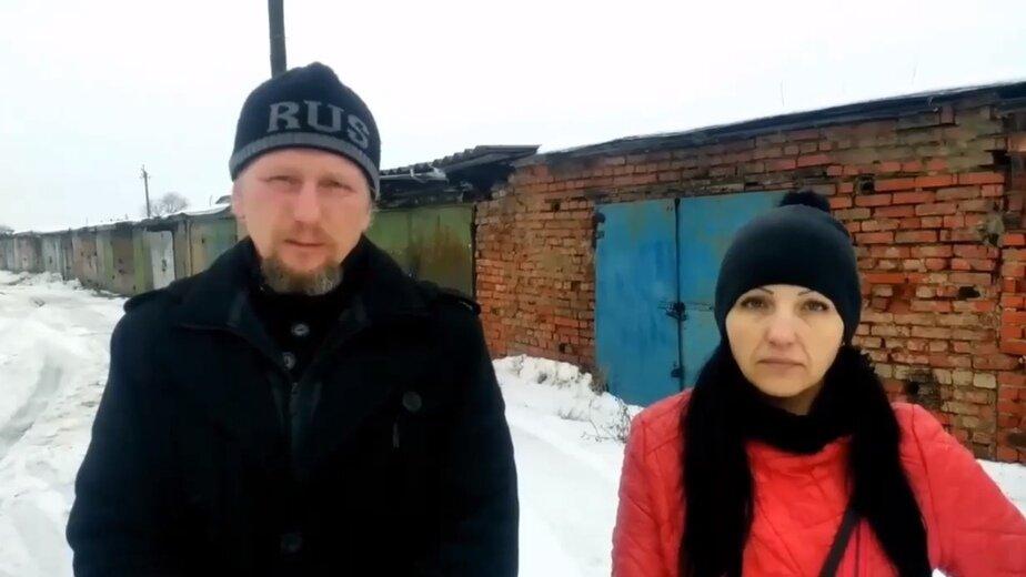 Родители пропавшего в Немане подростка записали обращение к сыну (видео) - Новости Калининграда | Фото: кадр из видео