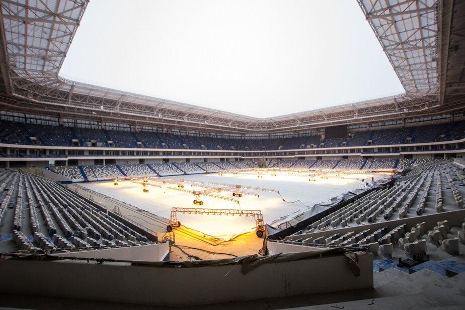 """Стадион """"Калининград"""" вошёл в список номинантов на звание лучшей спортивной арены в мире - Новости Калининграда   Архив """"Клопс"""""""
