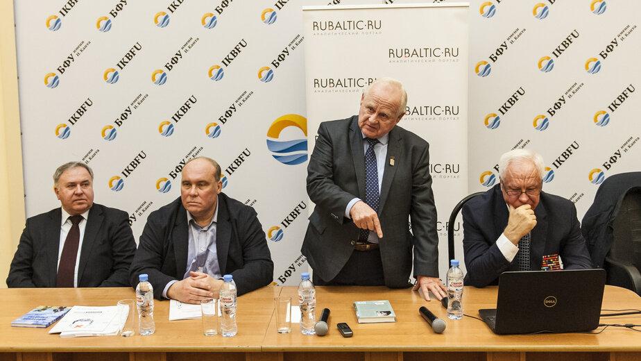 В Калининграде обсудили, как помочь арестованному в Литве Юрию Мелю - Новости Калининграда | Фото: RuBaltic.Ru © AthmaPhotography