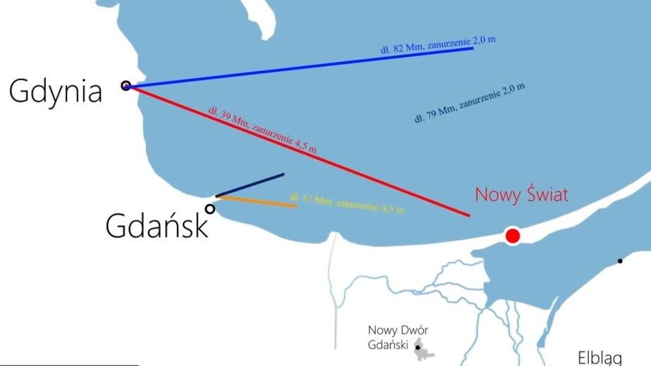 Эксперт МГИМО: Строительство поляками канала на Балткосе приведёт к катастрофе - Новости Калининграда | Кадр видеозаписи