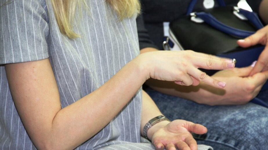 Калининградцам предложили изучить язык жестов для общения с глухими людьми - Новости Калининграда | Фото: пресс-служба регионального правительства