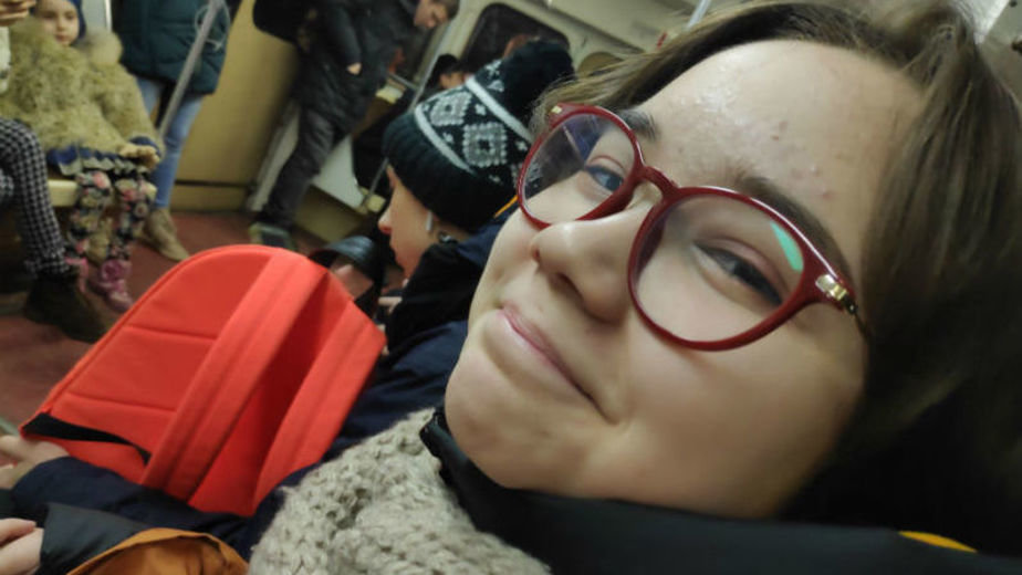 """На фото: Камила Разинькова   Фото предоставлено благотворительным фондом """"Берег надежды"""""""