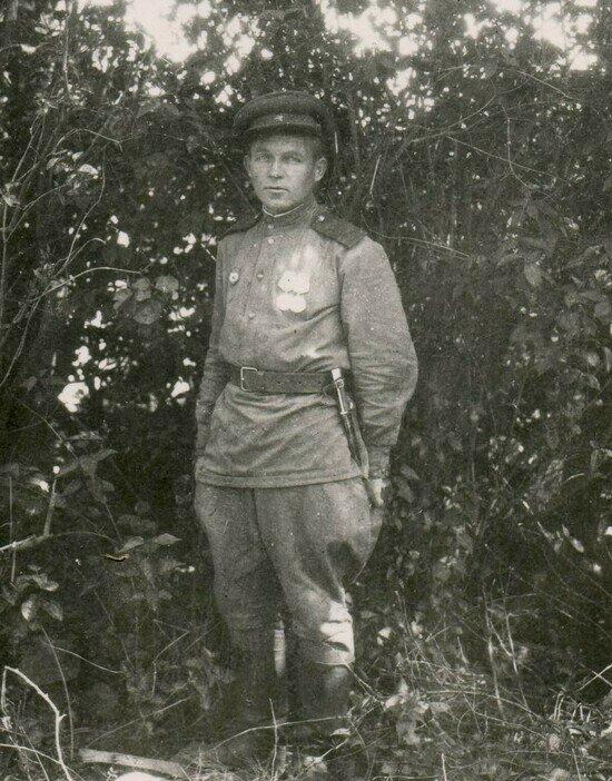 Владимир Гурли. Фото из его альбома | Фото: Владимир Воронов