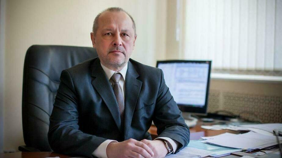 На фото: Вадим Сивков | Фото: пресс-служба БФУ им. И. Канта