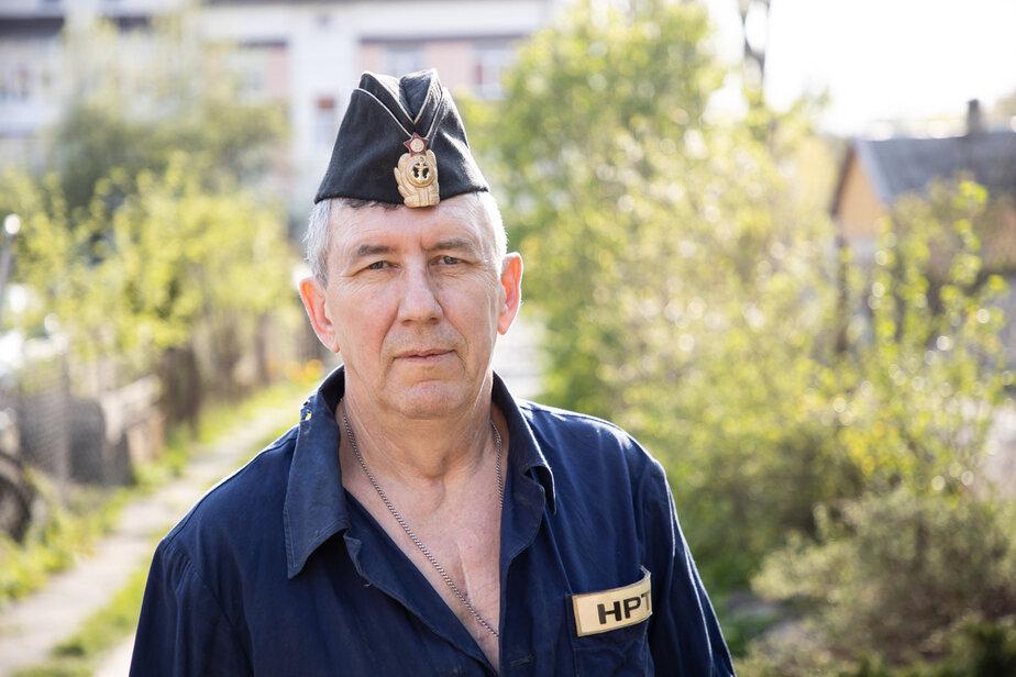 На фото: Дмитрий Ивченко | Фото: Александр Подгорчук / Клопс