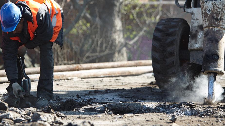"""В Калининграде до конца года отремонтируют в два раза больше тротуаров, чем в 2018-м - Новости Калининграда   Фото: Архив """"Клопс"""""""