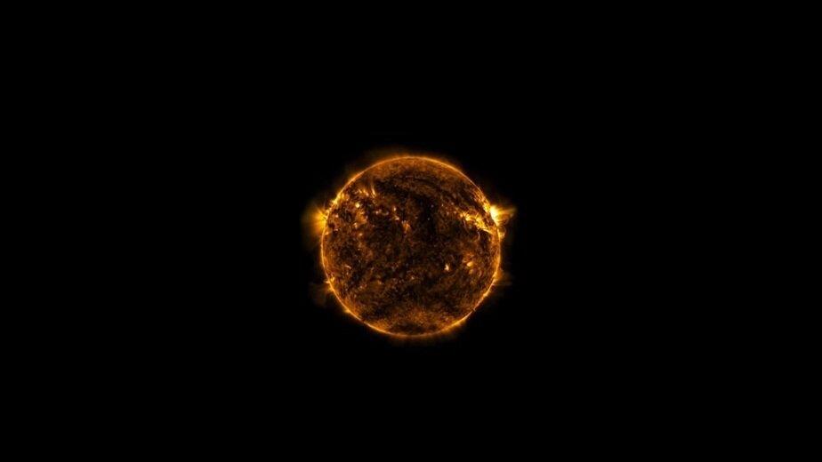 На Земле началась сильнейшая за последние два года магнитная буря - Новости Калининграда | Изображение: кадр видеозаписи NASA