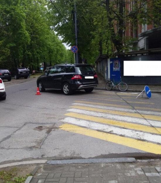 В Гусеве BMW сбил перебегавшего дорогу семилетнего мальчика - Новости Калининграда | Фото: пресс-служба регионального УМВД