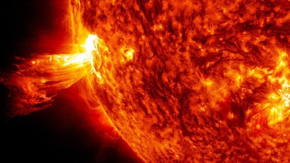 Калининградский астролог рассказала о влиянии магнитных бурь на людей  - Новости Калининграда | Фото: nasa.gov