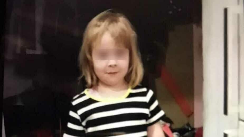 В Калининграде нашлась пропавшая пятилетняя девочка  - Новости Калининграда | Фото: пресс-служба УМВД России по Калининградской области