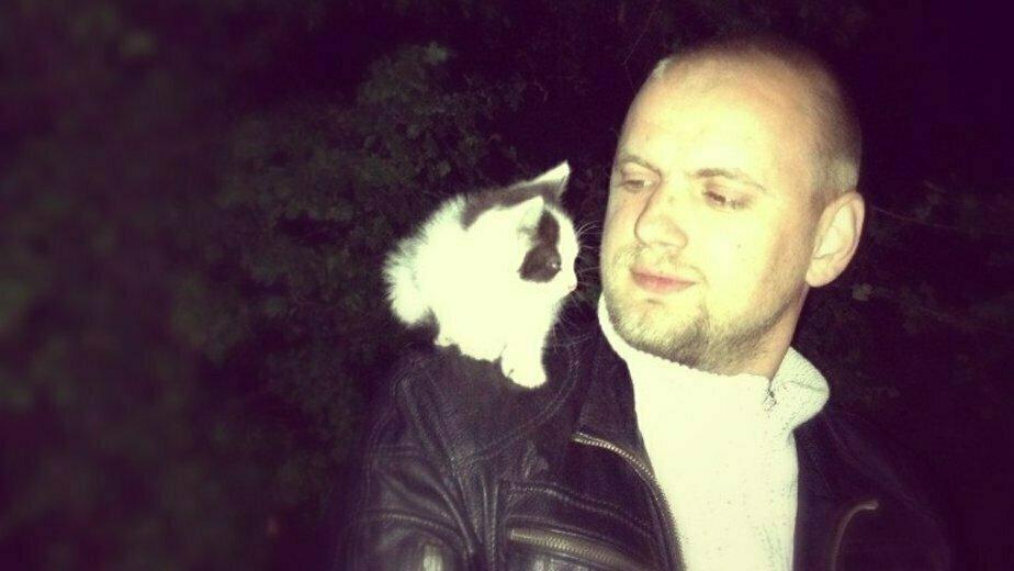 На фото: погибший Сергей | Фото: из личного архива семьи