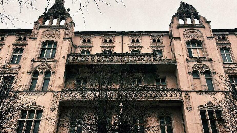 На фото: театр королевы Луизы в Советске | Фото: Ульяна Колмогорова