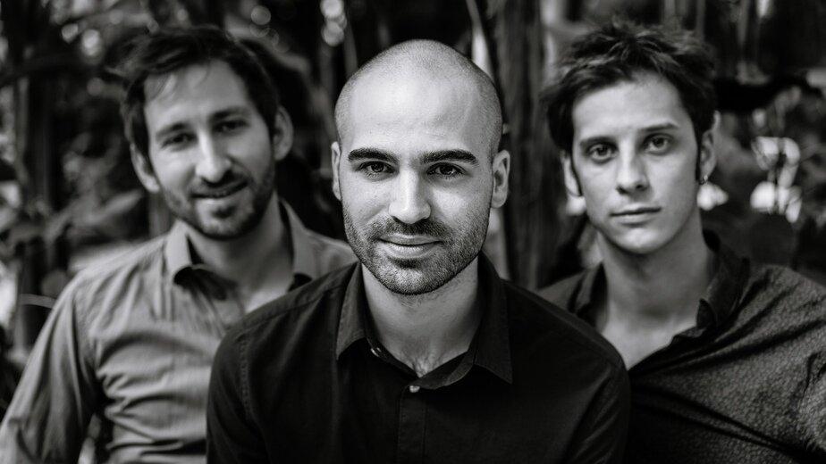 Florian Favre Trio | Фото предоставлено организаторами