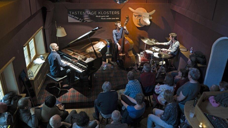 Концерт Florian Favre Trio | Фото предоставлено организаторами