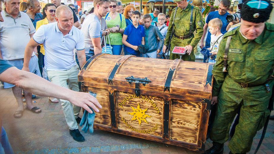 Третий ежегодный Фестиваль русского янтаря стартует 29 июня - Новости Калининграда