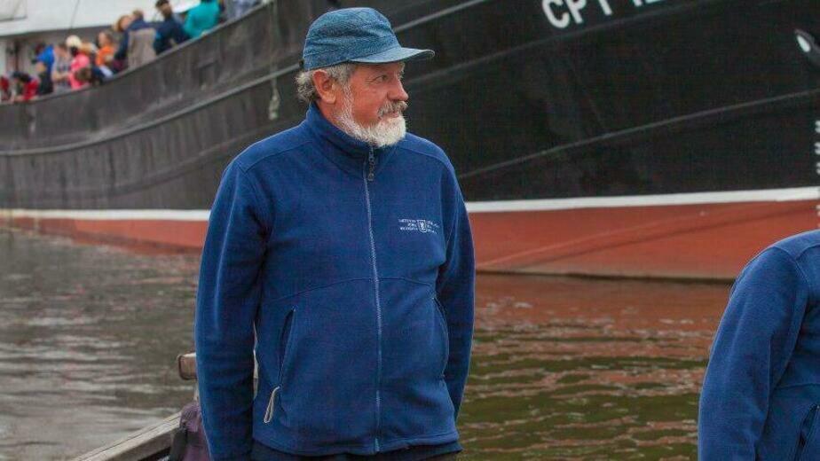 В Литве нашли тело капитана куренаса из Клайпеды, затонувшего в Куршском заливе   - Новости Калининграда   Фото: пресс-служба Музея Мирового океана