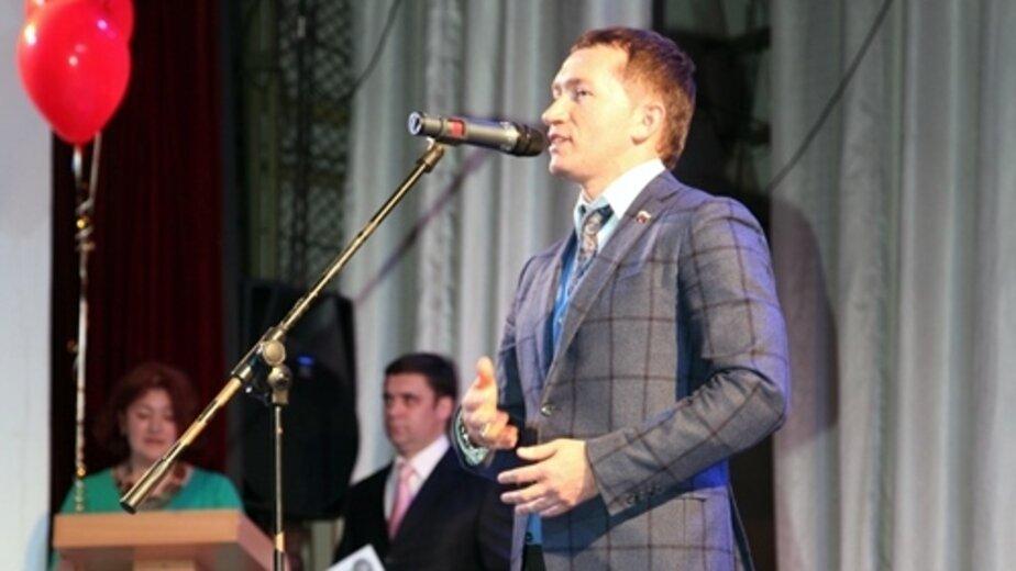 На фото: Олег Быков | Фото: официальный сайт горсовета