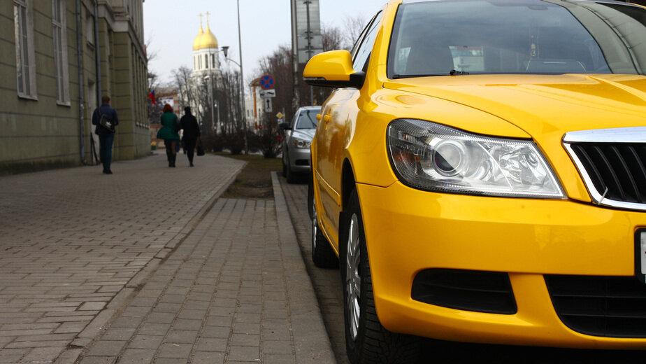 """Эксперты: такси обходится россиянам дешевле поездок на личном автомобиле - Новости Калининграда   Архив """"Клопс"""""""