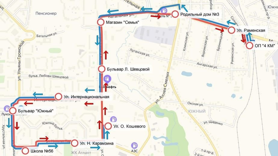 Мэрия опубликовала расписание шаттлов к рельсобусам для жителей Московского района - Новости Калининграда