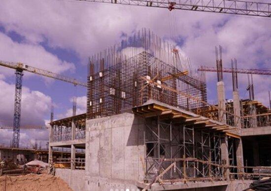 Алиханов: Отставание от графика строительства онкоцентра сократили на две недели - Новости Калининграда | Фото: Instagram