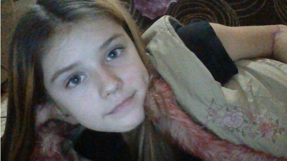 На фото: Ангелина Разинькова   Фото из личного архива семьи