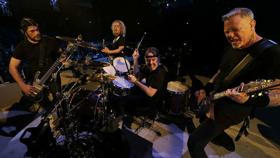 В Калининграде покажут совместный концерт Metallica и Симфонического оркестра Сан-Франциско - Новости Калининграда | Фото: официальный сайт группы Metallica