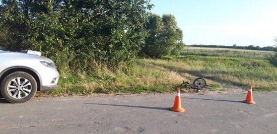 В Зеленоградском районе сбили 11-летнего велосипедиста - Новости Калининграда | Фото: пресс-служба регионального УМВД