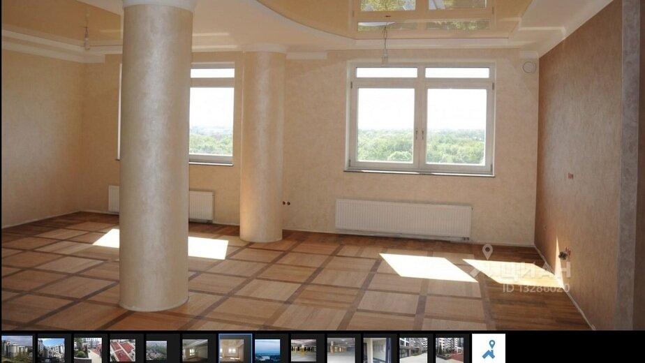 Квартира в калининградской новостройке вошла в тройку самых больших в СЗФО - Новости Калининграда | Скриншот с сайта ЦИАН