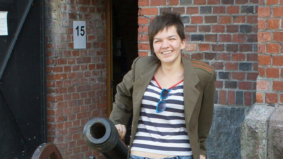Калининградка получила травму головы, после того как на неё с крыши дома упал кусок штукатурки - Новости Калининграда | Фото: личный архив