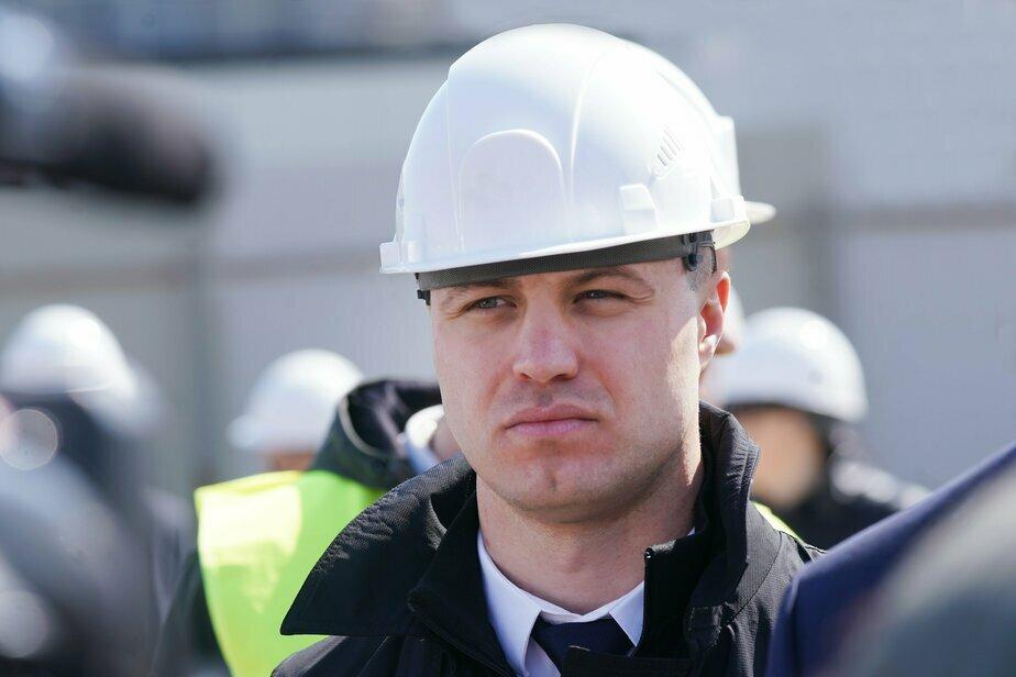 На фото: Сергей Черномаз   Фото: пресс-служба регионального правительства