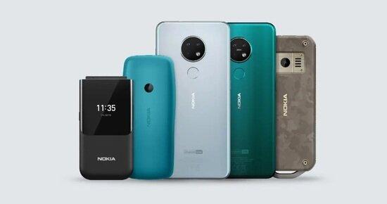 Nokia перевыпустила популярную в прошлом раскладушку 2720 Flip   - Новости Калининграда | Фото: Nokia
