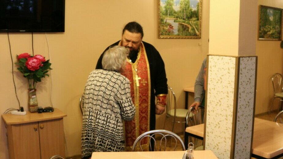 На фото: протоиерей Пётр Купцов | Фото: Калининградская епархия