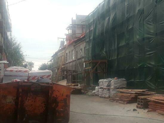 Новые фасады, дороги и газ: Алиханов рассказал, что изменится в Железнодорожном в ближайшие годы   - Новости Калининграда | Фото: Юрате Пилюте