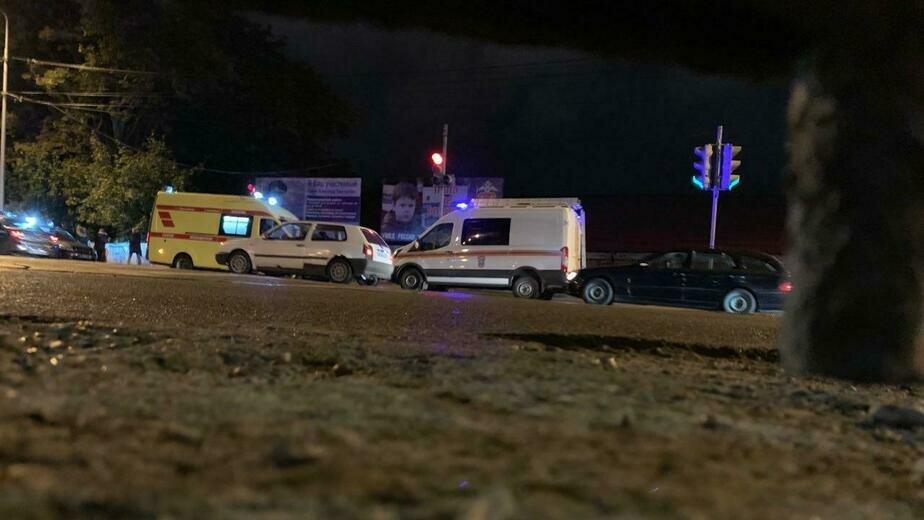 В Калининграде при падении с моста погиб 17-летний подросток - Новости Калининграда | Фото: очевидец