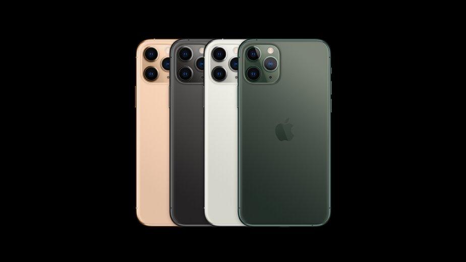 Спрос на новые iPhone в первые часы продаж оказался вдвое выше уровня 2018 года - Новости Калининграда | Фото: официальный сайт Аpple