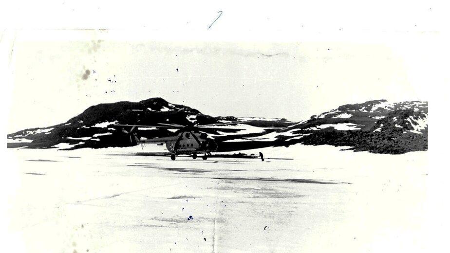 Командирами вертолётов служили только лётчики первого класса. В основном — из гарнизонов в Донском Калининградской области и крымской Качи | Фото: из семейного альбома Валерия Кочешкова